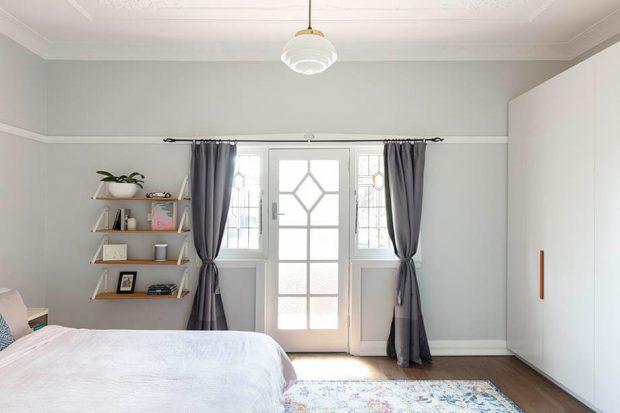 โคมไฟแขวนเพดานในห้องนอน