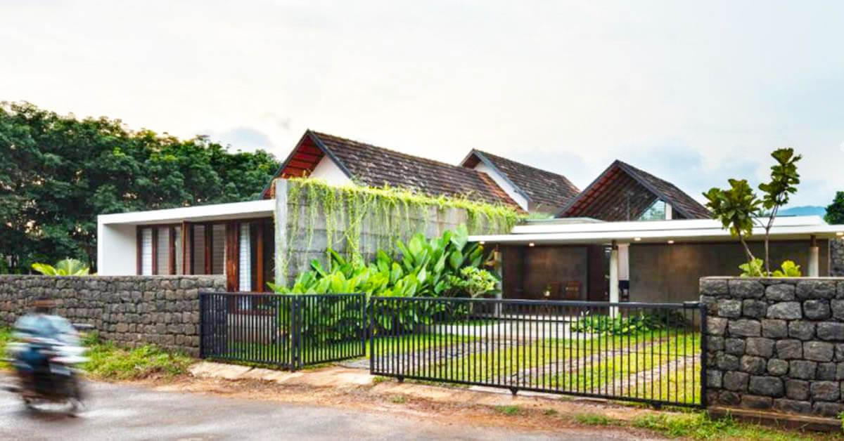 บ้านแนวรักธรรมชาติ
