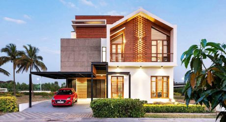 สร้างบ้านสามชั้น