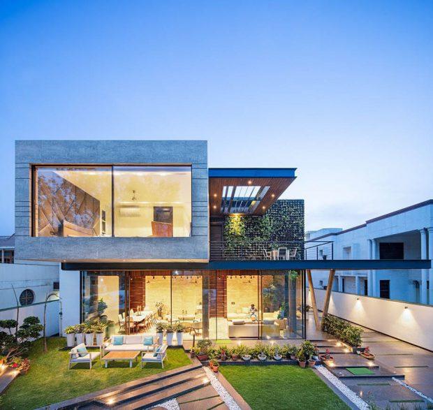 บ้านในอินเดีย