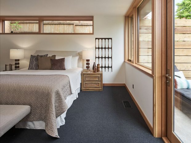 ห้องนอนช่องแสงสวยๆ
