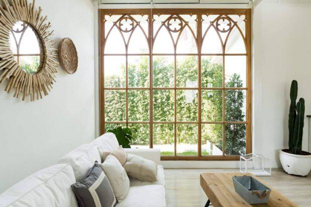 ช่องหน้าต่างสไตล์โกธิค