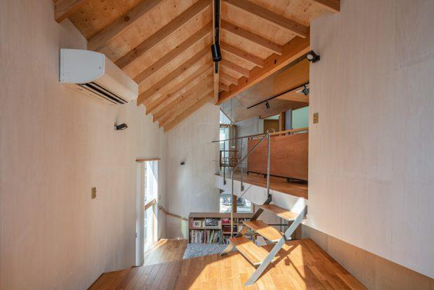 โครงสร้างหลังคาไม้