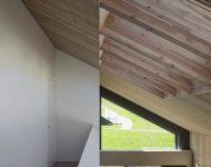 ช่องว่างโถงสูงและช่องแสง skylight