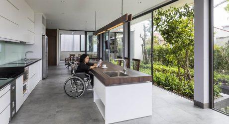 บ้านสำหรับคนพิการ