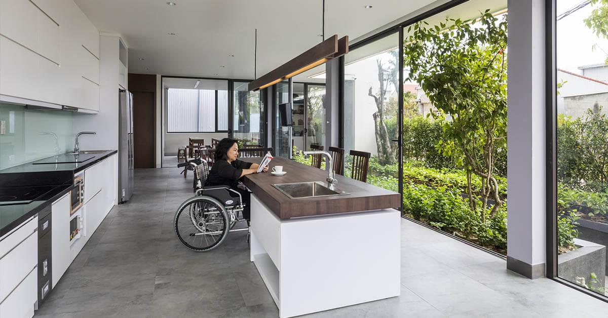 บ้านสำหรับผู้พิการ