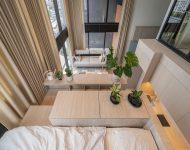มุมมองห้องจากห้องนอน