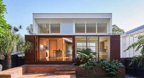 Mid century house