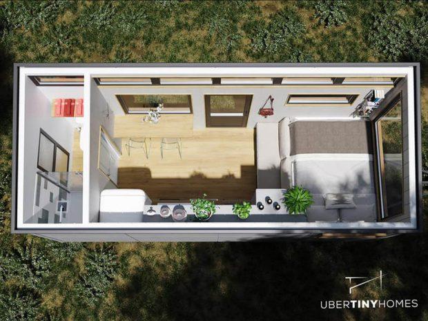 แปลนบ้าน Tiny House