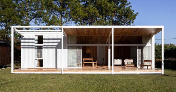 สร้างบ้านหนึ่งห้องนอน