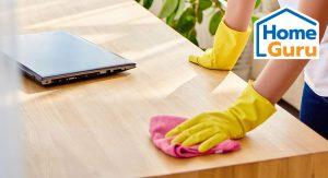 ทำความสะอาดฝุ่นในห้องไม่ให้ฟุ้ง