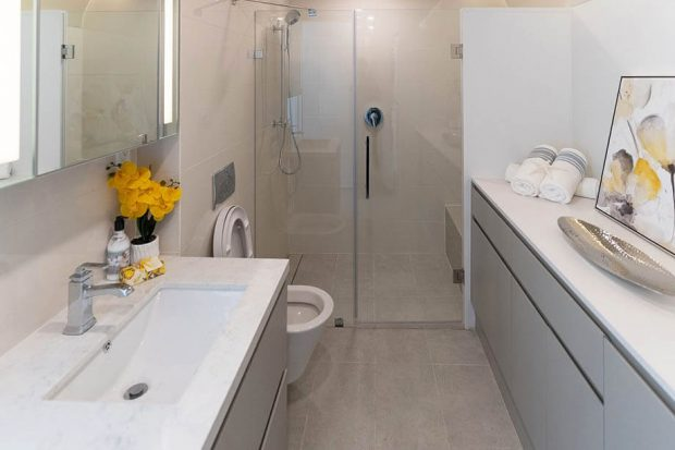 ห้องน้ำแยกโซน