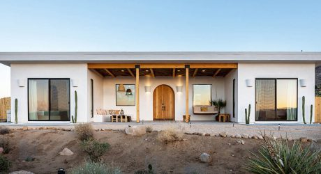 บ้านกลางทะเลทราย