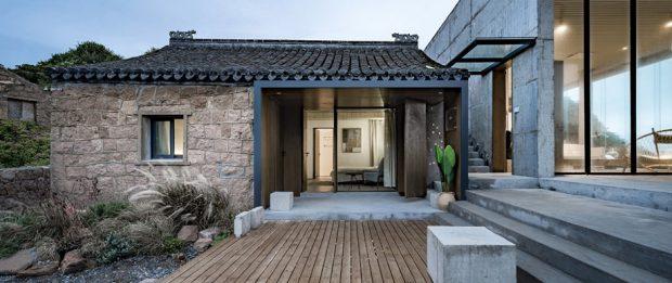 ปรับปรุงบ้านจีนโบราณ