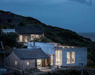 ปรับปรุงบ้านจีนโบราณเป็นบ้านพักวิวทะเล