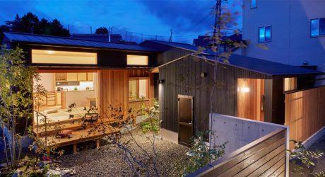 บ้านญี่ปุ่นชั้นเดียว