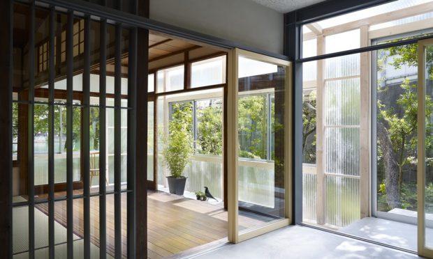 บ้านสไตล์ญี่ปุ่นโมเดิร์น