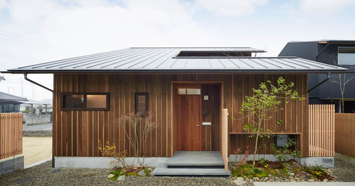 บ้านเล็กสไตล์ญี่ปุ่น
