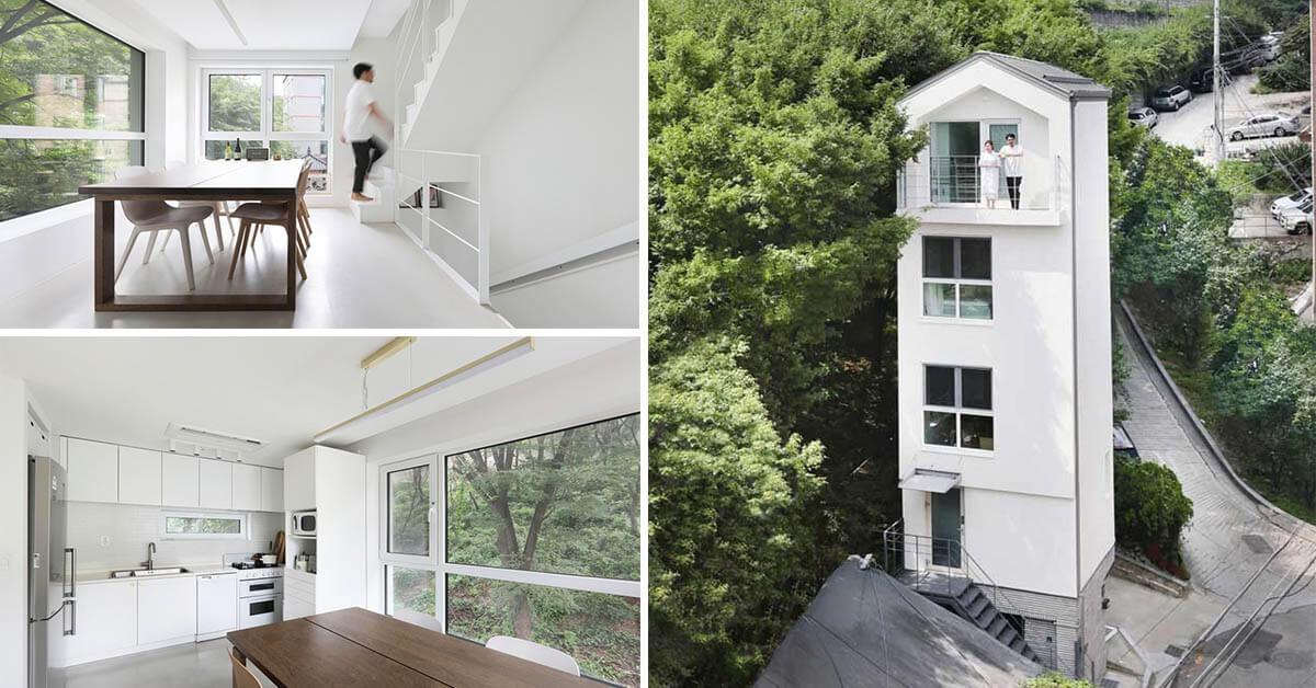 บ้านหลังเล็กเกาหลีใต้