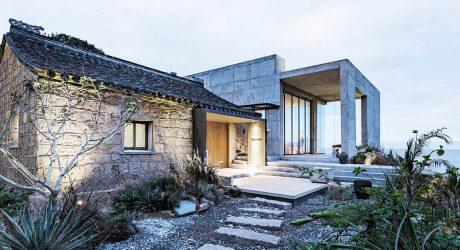 บ้านหินโบราณ