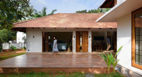 ออกแบบบ้านแสนเรียบง่าย