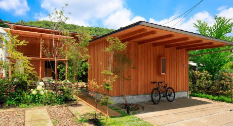 แบบบ้านไม้ในญี่ปุ่น